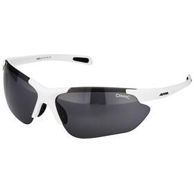 Alpina Jalix Glasses white matt-black